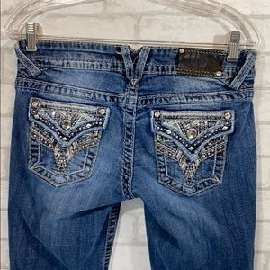 Vigoss the New York boot cut jeans size 3/4